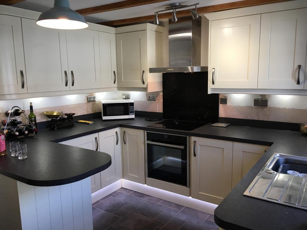 Kitchen Electrics Installation
